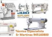 Servicio tecnico y reparacion de maquinas de coser