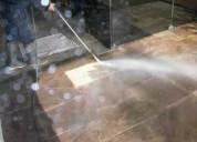 Limpieza,mantenimiento de piedra laja