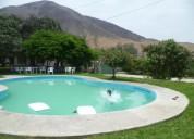 Alquiler de local en pachacamac 7 dormitorios, contactarse.