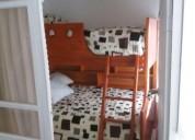 Alquilo excelente casa como apart hotel 3 dormitorios