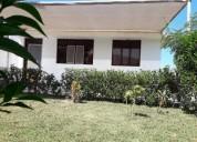 Alquiler vacacional casa campo en mejia 2 dormitorios,