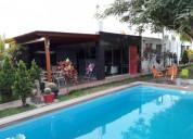 Alquiler de excelente casa en balneario sta rosa 2 dormitorios