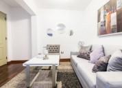 Alquilo lindo apartamento en miraflores