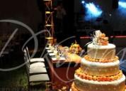 Organizacion de eventos, catering, quinceaÑeros, b