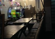 Traspaso cafe restaurant