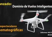 Enseñamos a volar tu drone