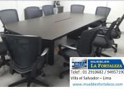 Mesa de directorio - mesa de reunion - de melamina