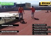 mantos asfalticos brimax, la mejor calidad brimax.