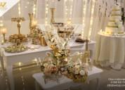 Creamos y organizamos tu boda o evento