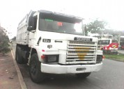 Volquete scania tortoon t113h