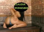Claudia 959465804 apasionada dama de compañia