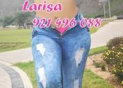 Larisa 921496088 colombiana hermosa y caliente