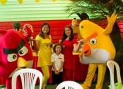 Fiestas infantiles 991764117 producciones surco, m
