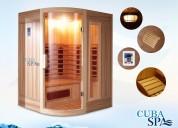 """camara portable para sauna seco"""