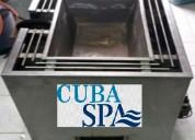 Generador a gas  para sauna de vapor