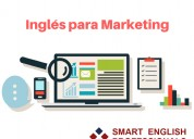 Inglés para marketing con profesores nativos
