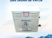 Generador electrico para sauna de vapor