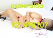 Esmeralda 921498107 soy golosa y m entregarme toda