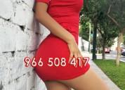 Samanta 966508417 colombiana rica extrovertida