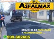 venta de asfaltado y colocaciÓn a nivel nacional