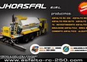 Venta de asfalto liquido imprimante asfalto rc250