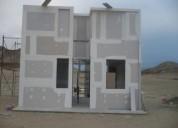 Sistemas drywall: construccion, proyectos y servic
