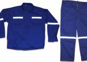 Uniformes con cinta reflectiva - pantalon y camisa