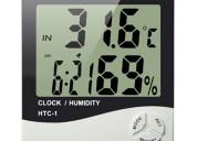 Farmaceutico ofrece termohigrometro calibrado