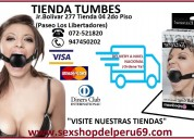 Sex shop - tumbes- j-sexuales +18+