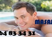 Masajes renovadores para hombres