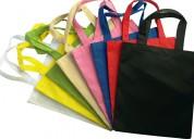 Publicidad ecologica - bolsas publicitarias en tnt
