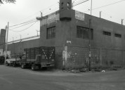 Ate vendo local industrial 2700 m2