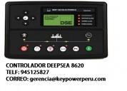 Controlador deepsea 8620