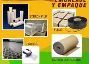 Venta de papeleras tachos y bolsas biodegradables