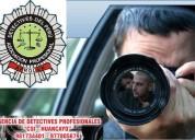 Detective profesional - huancayo