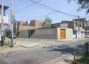 Casa en esquina avenida pedro silva - sjm 160m2