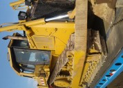 Tractor de oruga cat d6r angulable