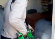 Fumigaciones desinfecciones limpieza de tanques de agua