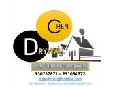 Instalaciones drywall - 930767871 - lima  acabados