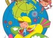 Clases particulares para niños de  primaria y secu