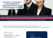 Servicio de traduccion simultanea ingles,portugues