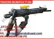 Yt29 maquina perforadora nuevas!!!!!!!!!!!