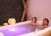 Jacuzzi terapias sauna masajes miraflores lima