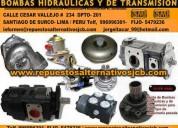 REPUESTOS DE CARGADORES FRONTALES VOLVO en Lima