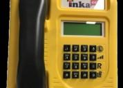 Vendo teléfono público monedero sin cables
