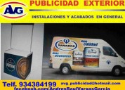 Fabricantes de publicidad exterior lima perú agv