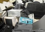 Compro computadoras usadas de todo modelo
