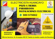 Electricista huancayo 989 979 862