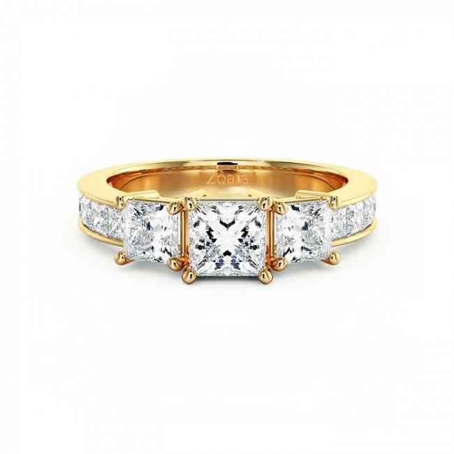 En venta impresionantes anillos de compromiso