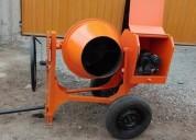 J&l mezcladora trompo 11 p3 motor kohler 14 hp s/.